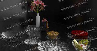 خرید سرویس پذیرایی بلور اصفهان